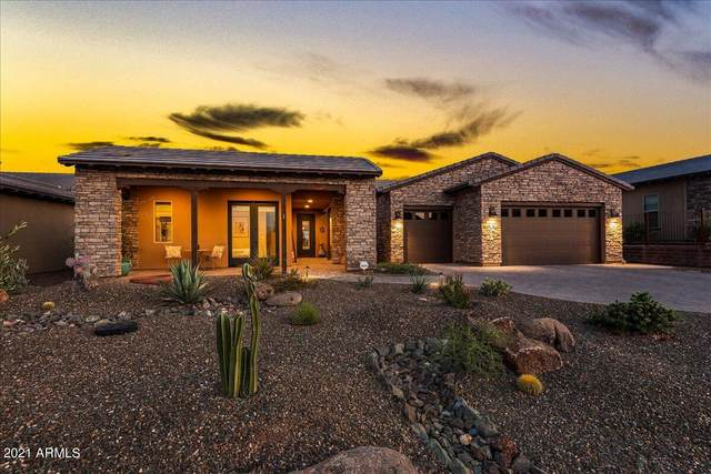 3125 Wild Mustang Pass, Wickenburg, AZ 85390 (MLS #6302522) :: Yost Realty Group at RE/MAX Casa Grande