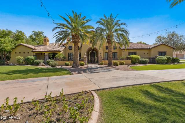 15 E Oakwood Hills Drive, Chandler, AZ 85248 (MLS #6302536) :: Zolin Group
