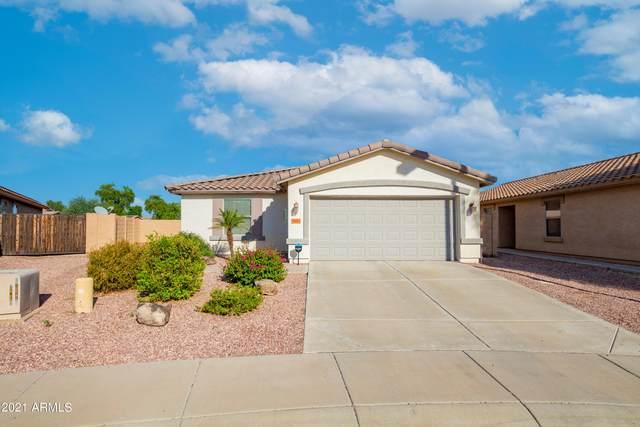5461 S Dove Hill, Buckeye, AZ 85326 (MLS #6302554) :: Elite Home Advisors