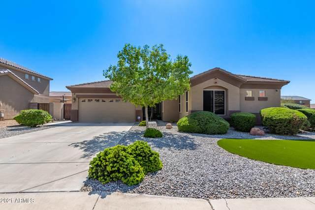 12159 W Pioneer Street, Tolleson, AZ 85353 (MLS #6302558) :: Elite Home Advisors