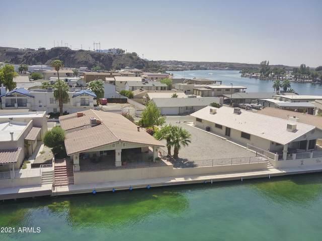 8985 Lakeview Drive, Parker, AZ 85344 (MLS #6302565) :: Elite Home Advisors