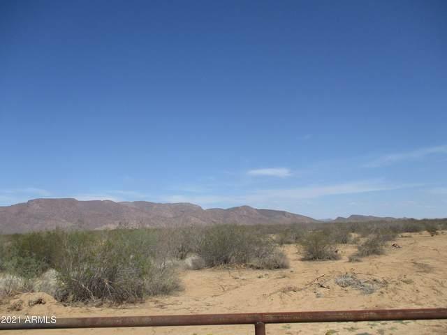 XXX Oscar     G Street, Aguila, AZ 85320 (MLS #6302569) :: Fred Delgado Real Estate Group