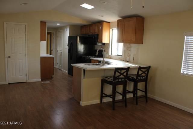 10951 N 91ST Avenue #119, Peoria, AZ 85345 (MLS #6302576) :: Elite Home Advisors
