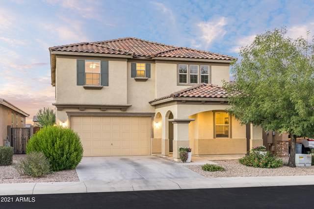 4122 W Federal Way, Queen Creek, AZ 85142 (MLS #6302603) :: West USA Realty