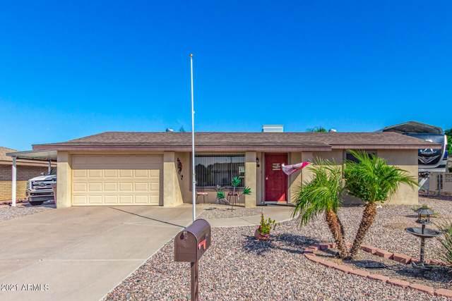 6116 E Adobe Road, Mesa, AZ 85205 (MLS #6302627) :: Zolin Group