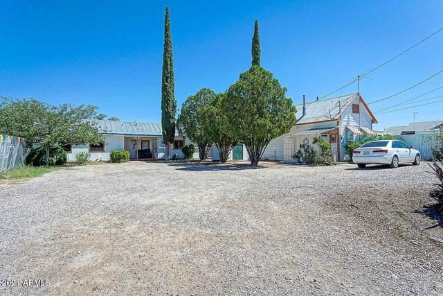 608 E Fremont Street, Tombstone, AZ 85638 (MLS #6302646) :: Elite Home Advisors