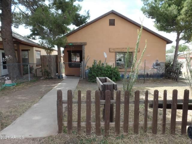 315 E Toughnut Street, Tombstone, AZ 85638 (MLS #6302649) :: Elite Home Advisors