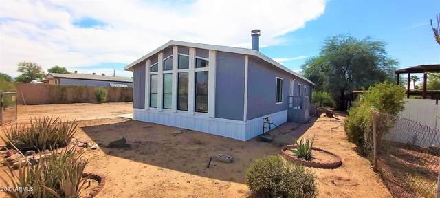 11319 E University Drive, Apache Junction, AZ 85120 (MLS #6302654) :: Yost Realty Group at RE/MAX Casa Grande