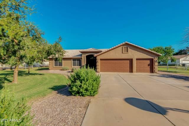 22236 E Vallejo Street, Queen Creek, AZ 85142 (MLS #6302657) :: My Home Group