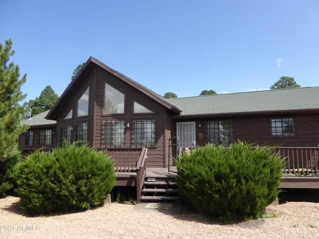 2767 Zane Grey Boulevard, Overgaard, AZ 85933 (MLS #6302665) :: Elite Home Advisors