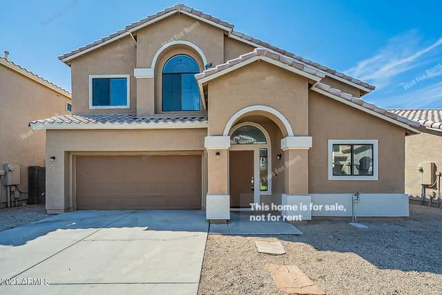 1425 S Lindsay Road #45, Mesa, AZ 85204 (MLS #6302674) :: Elite Home Advisors