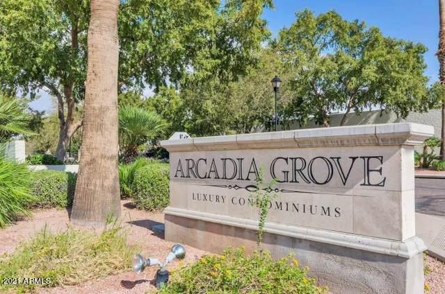 2989 N 44TH Street #2045, Phoenix, AZ 85018 (MLS #6302688) :: Elite Home Advisors