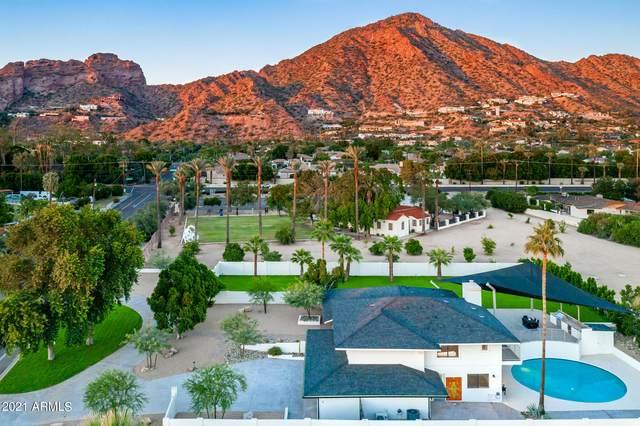 4601 N Arcadia Drive, Phoenix, AZ 85018 (MLS #6302696) :: The Newman Team