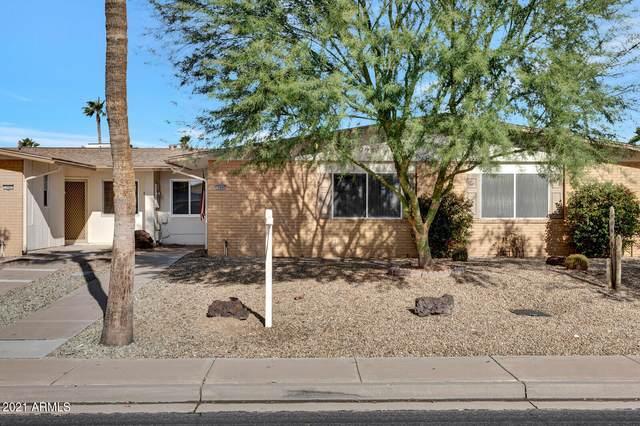 19406 N Camino Del Sol Drive, Sun City West, AZ 85375 (MLS #6302716) :: Long Realty West Valley