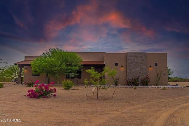 22544 W Barwick Drive, Wittmann, AZ 85361 (MLS #6302717) :: Klaus Team Real Estate Solutions