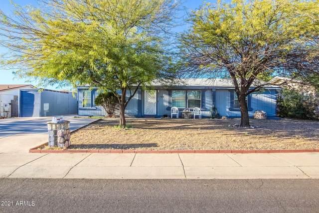 3632 W Salter Drive, Glendale, AZ 85308 (MLS #6302733) :: Power Realty Group Model Home Center