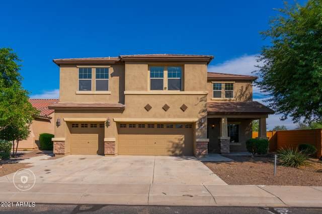 20747 N 259TH Drive, Buckeye, AZ 85396 (MLS #6302746) :: Elite Home Advisors