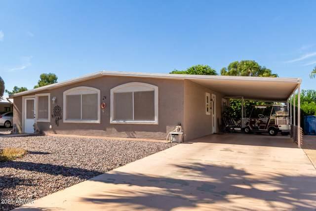 9040 E Olive Lane N, Sun Lakes, AZ 85248 (MLS #6302747) :: Elite Home Advisors