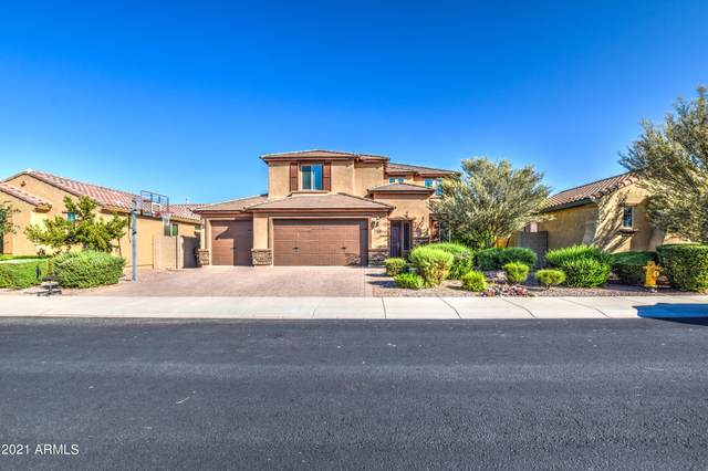 10780 W Whitehorn Way, Peoria, AZ 85383 (MLS #6302773) :: Elite Home Advisors