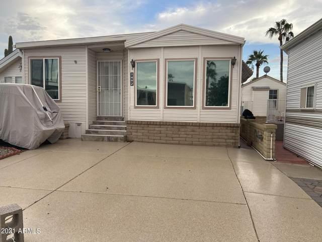 1492 W Pawnee Avenue, Apache Junction, AZ 85119 (MLS #6302783) :: Elite Home Advisors