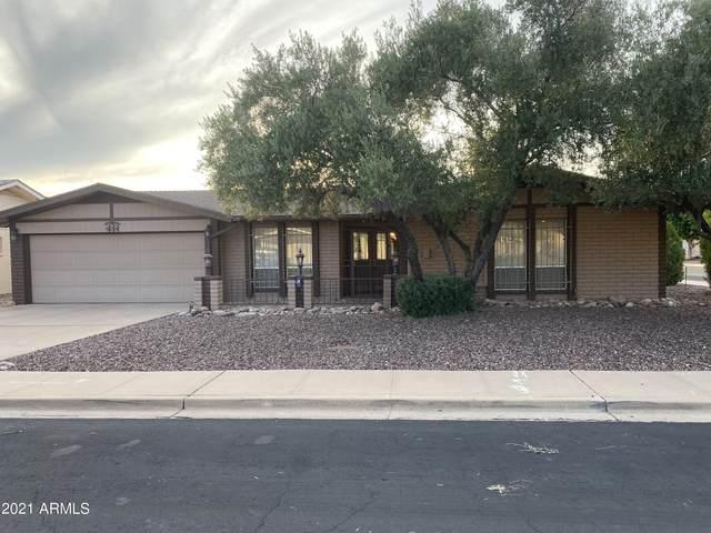 424 S Rosemont, Mesa, AZ 85206 (MLS #6302790) :: Elite Home Advisors
