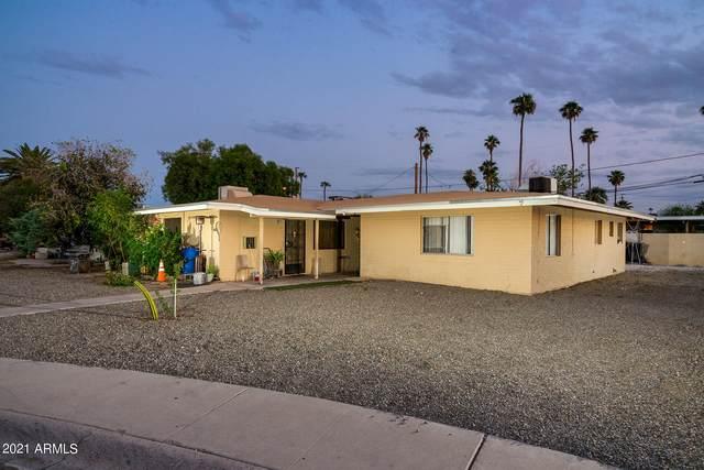 6631 E Cheery Lynn Road, Scottsdale, AZ 85251 (MLS #6302801) :: Elite Home Advisors