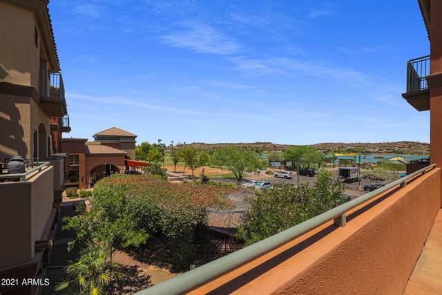 12625 N Saguaro Boulevard #206, Fountain Hills, AZ 85268 (MLS #6302806) :: Elite Home Advisors