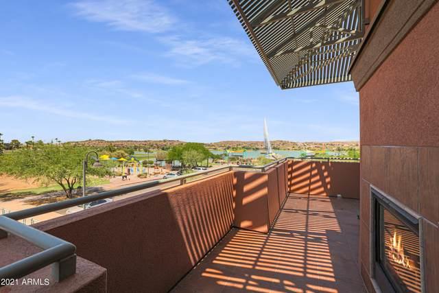 12625 N Saguaro Boulevard #211, Fountain Hills, AZ 85268 (MLS #6302809) :: Elite Home Advisors
