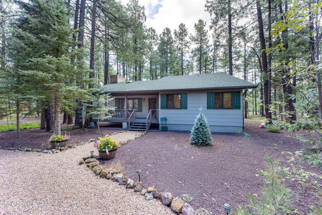 4175 Blue Spruce Drive, Pinetop, AZ 85935 (MLS #6302824) :: Elite Home Advisors