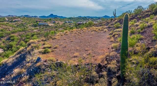 10XX S Saguaro Drive, Wickenburg, AZ 85390 (MLS #6302827) :: Long Realty West Valley