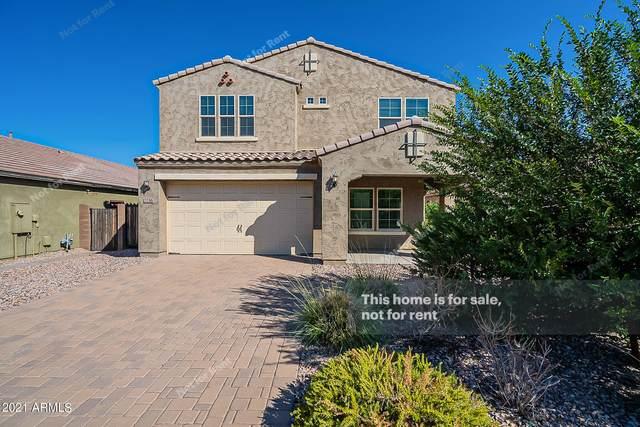 2736 E Mews Road, Gilbert, AZ 85298 (MLS #6302845) :: Elite Home Advisors