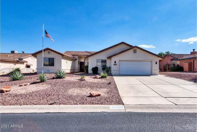 3058 Greenbrier Road, Sierra Vista, AZ 85650 (MLS #6302847) :: Klaus Team Real Estate Solutions