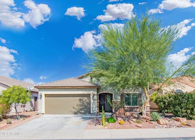 6604 W Rushmore Way, Florence, AZ 85132 (MLS #6302853) :: Elite Home Advisors