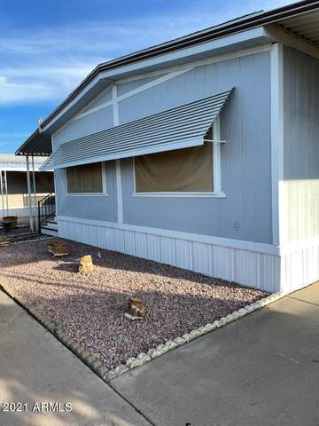 2701 E Utopia Road #177, Phoenix, AZ 85050 (MLS #6302854) :: The Riddle Group