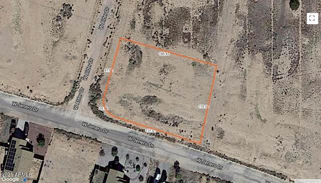 11981 W Alder Drive, Arizona City, AZ 85123 (MLS #6302866) :: The Garcia Group