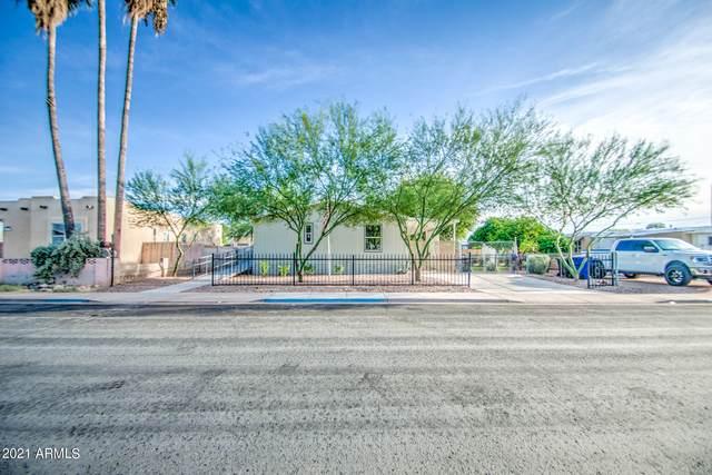 3933 E Balsam Avenue, Mesa, AZ 85206 (MLS #6302868) :: The Daniel Montez Real Estate Group