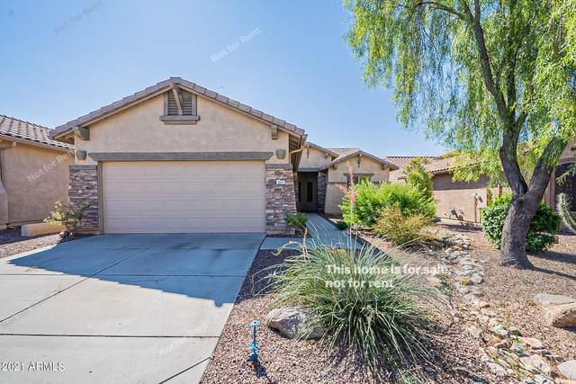 9831 E Prospector Drive, Gold Canyon, AZ 85118 (MLS #6302874) :: Elite Home Advisors