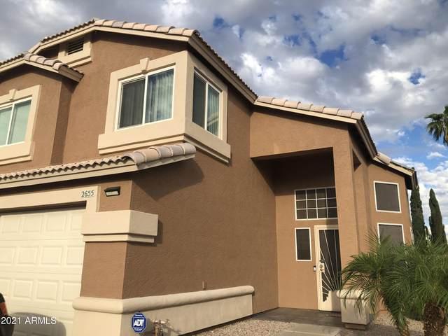 2655 S Ananea, Mesa, AZ 85209 (MLS #6302881) :: Dijkstra & Co.