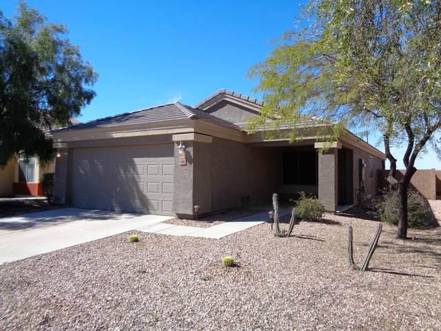 19002 N Toledo Avenue, Maricopa, AZ 85138 (MLS #6302927) :: Elite Home Advisors
