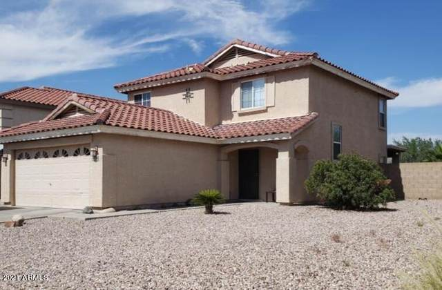 22400 W Desert Bloom Street, Buckeye, AZ 85326 (MLS #6302946) :: Yost Realty Group at RE/MAX Casa Grande