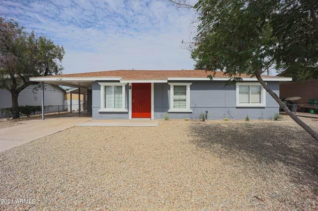1526 W Cochise Drive, Phoenix, AZ 85021 (MLS #6302963) :: Elite Home Advisors