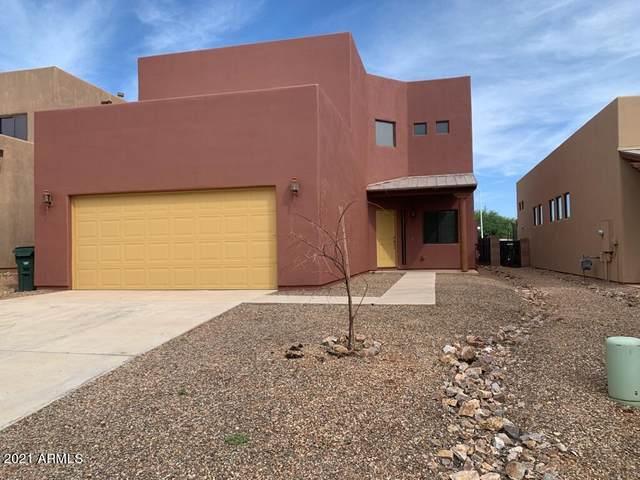 2173 Chaplain Carter Drive, Sierra Vista, AZ 85635 (MLS #6303063) :: Yost Realty Group at RE/MAX Casa Grande