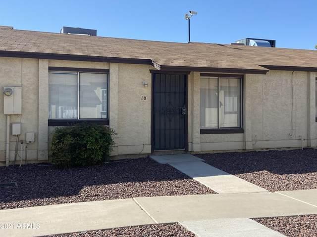 1616 N 63RD Avenue #10, Phoenix, AZ 85035 (MLS #6303085) :: The Dobbins Team