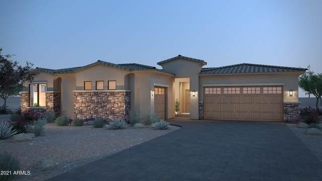 10674 E Rising Sun Drive, Scottsdale, AZ 85262 (MLS #6303140) :: The Daniel Montez Real Estate Group