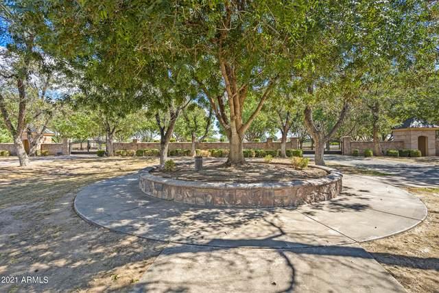 20265 E Via De Arboles, Queen Creek, AZ 85142 (MLS #6303142) :: The Garcia Group