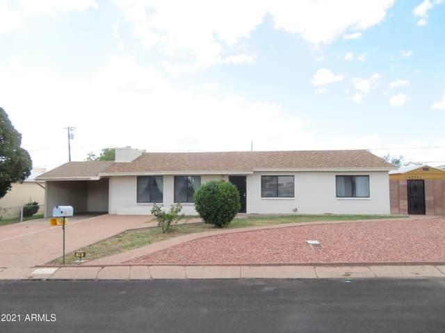 118 Mountain View Avenue, Bisbee, AZ 85603 (MLS #6303153) :: Fred Delgado Real Estate Group