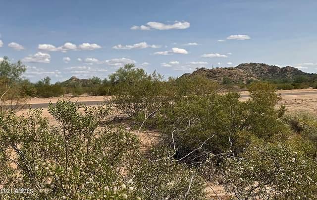 0 S Ralston Lot 2 Road, Maricopa, AZ 85139 (MLS #6303155) :: The Garcia Group