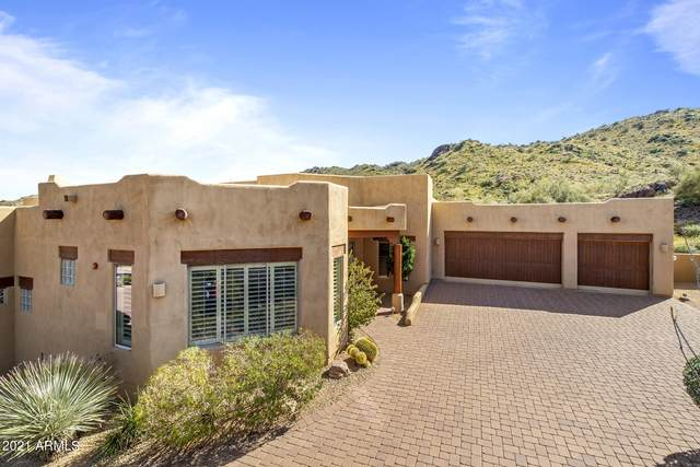 14617 E Shadow Canyon Drive, Fountain Hills, AZ 85268 (MLS #6303180) :: Service First Realty