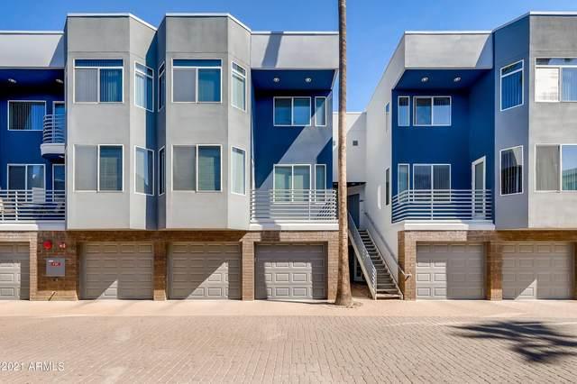 3633 N 3RD Avenue #2028, Phoenix, AZ 85013 (MLS #6303182) :: Elite Home Advisors