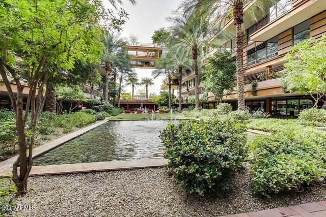 7161 E Rancho Vista Drive #2009, Scottsdale, AZ 85251 (MLS #6303192) :: Elite Home Advisors